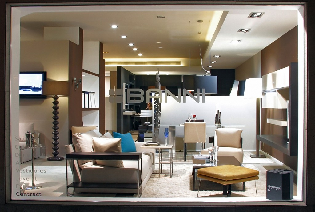 muebles salon madrid idee per interni e mobili