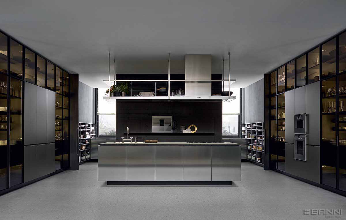 Cocina exclusiva y elegante - ARTEX BY VARENNA