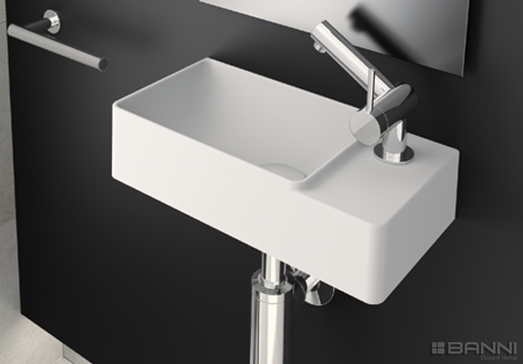 Lavabo moderno rectangular - FANCY BY COSMIC
