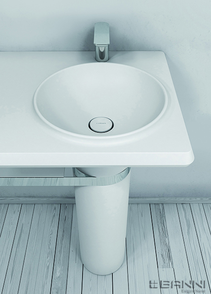 Lavabo moderno de pie - VS BY INBANI