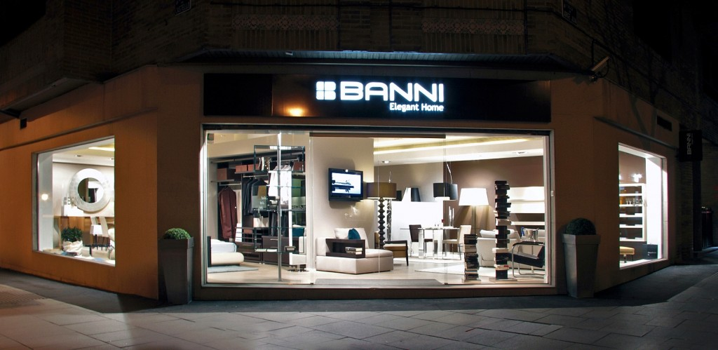 Magasin de meubles design madrid banni - Magasin design barcelone ...