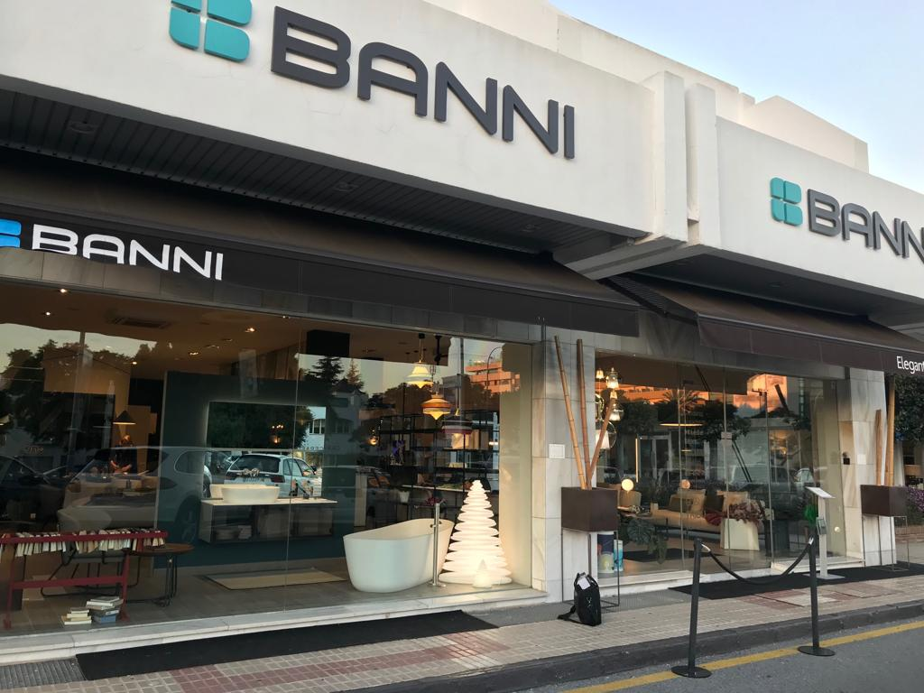 BANNI - Interior design in Marbella