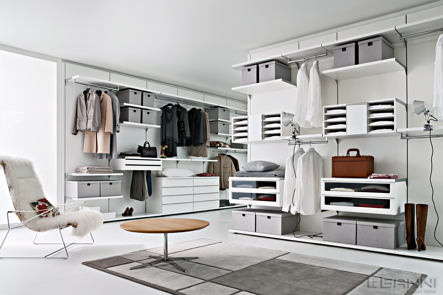BANNI - Walk-in closets and custom wardrobes in Marbella