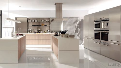 ▷ Furniture of Luxury Kitchens in Spain | Design & Quality BANNI