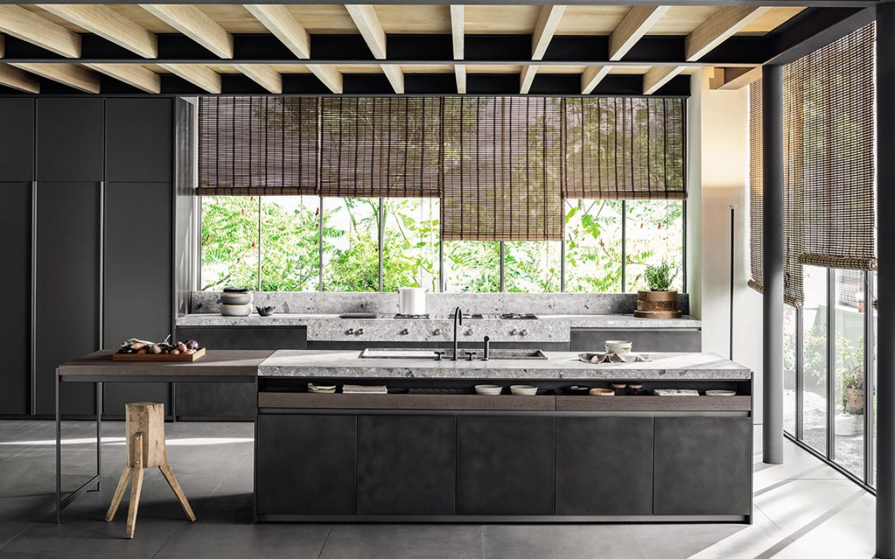 modern, designer, custom, luxury and Italian kitchens
